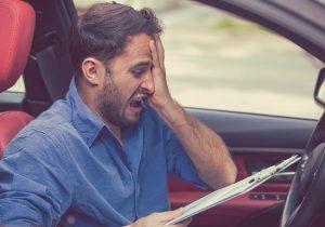 Perder carnet conducir